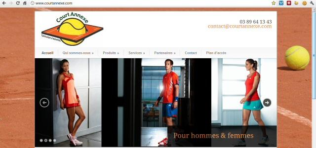 Bienvenue sur le nouveau site internet de Court Annexe